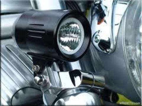 Фары для мотоциклов PIAA Cross country H.I.D.(полупрожектор)