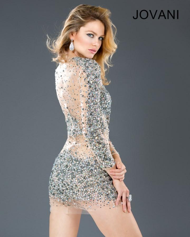 Платье джованни короткое