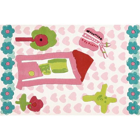 Ковер Designers Guild Kids Rugs Lolas Magic Garden DHR142/01, интернет магазин Волео