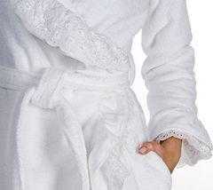 Элитный халат махровый Versailles от Carrara