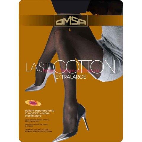 Женские колготки Lasticotton XL Omsa