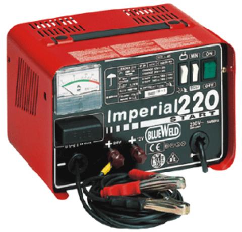 Пуско-зарядное устройство BlueWeld Imperial 220 Start