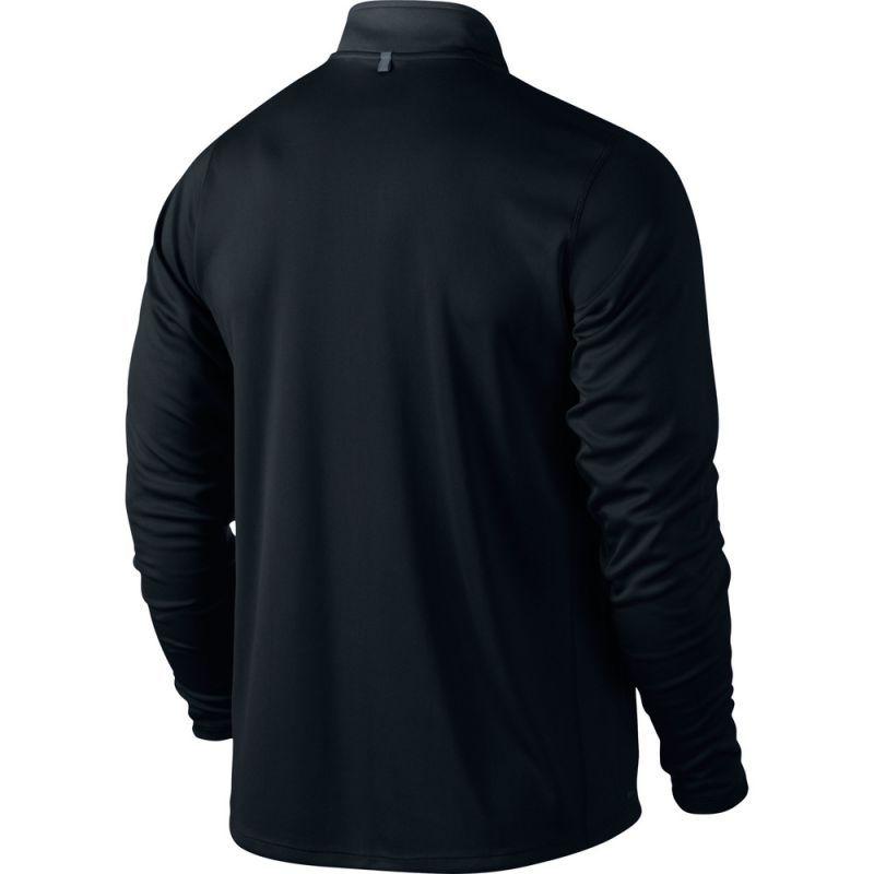 Мужская футболка Nike Racer LS HZ Mid (547793 010) черная