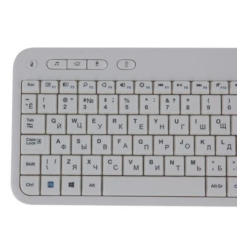 LOGITECH K400 White [106245]