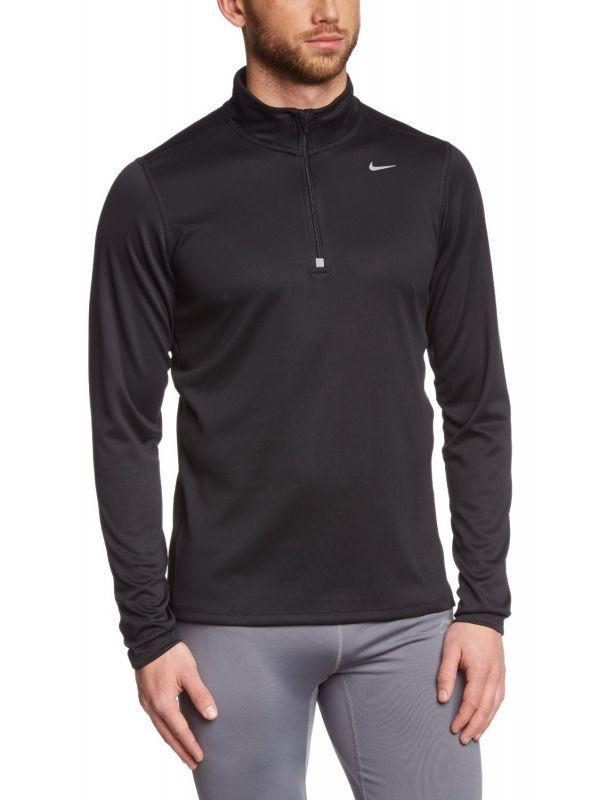 Мужская футболка Nike Racer LS HZ Mid (547793 010) фото
