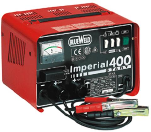 Пуско-зарядное устройство BlueWeld Imperial 400 Start