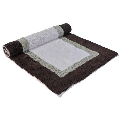 Элитный коврик для ванной Soho светло-зеленый от Casual Avenue