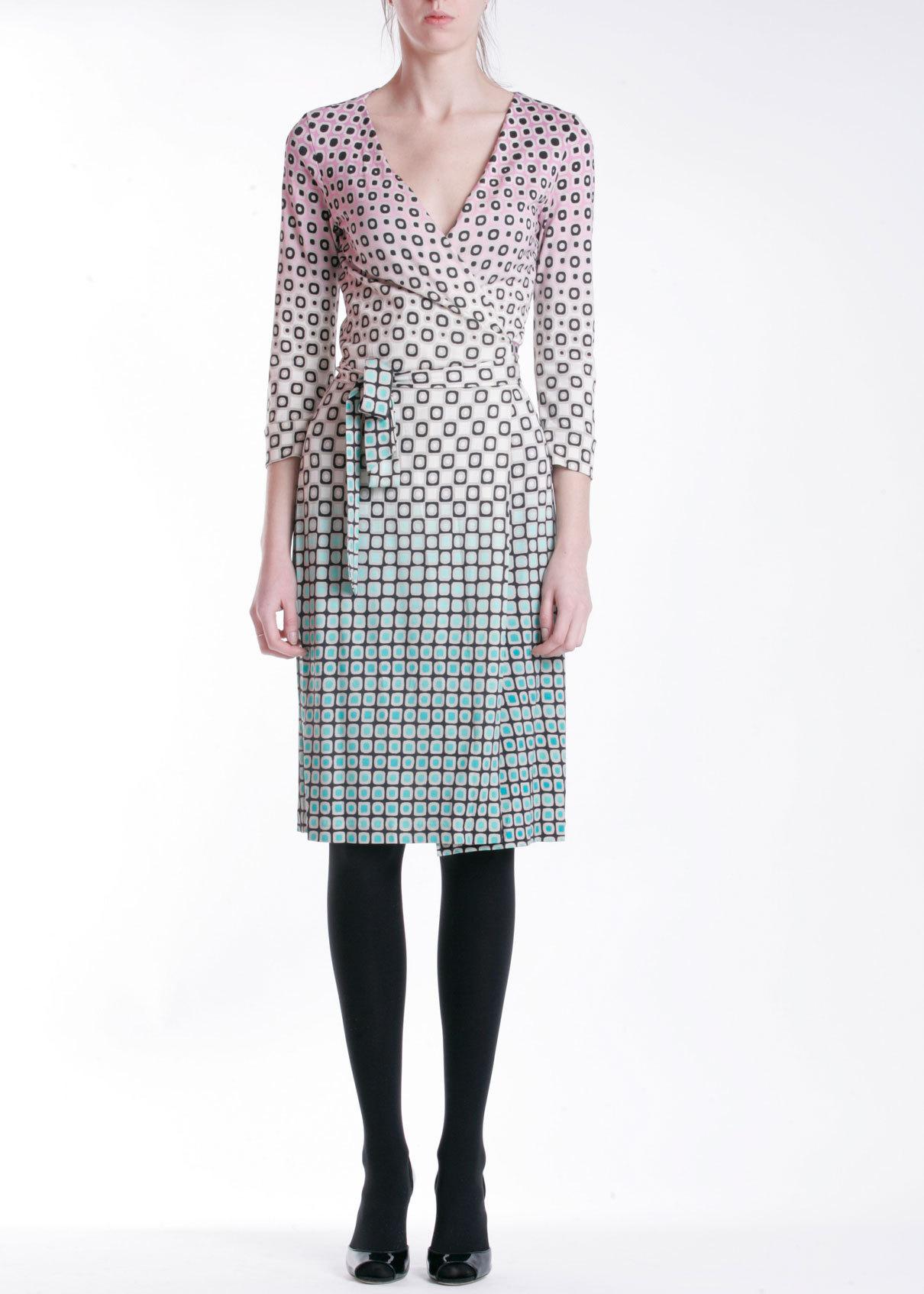 Платье купить diane von furstenberg
