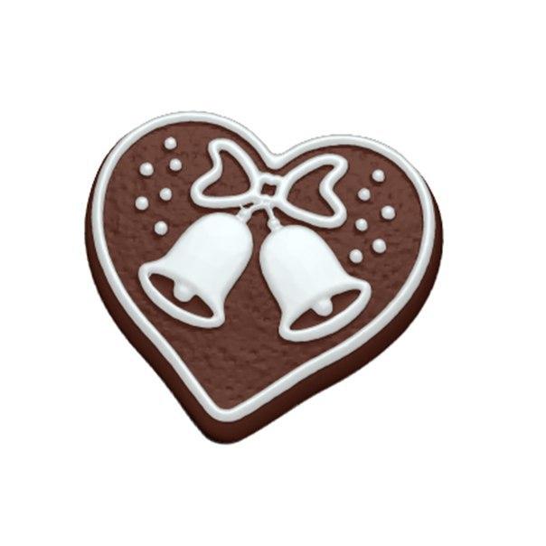 Пряник- сердечко  Форма для мыла