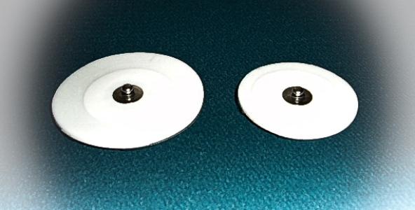 Электрод  ЭКГ 50мм, одноразовый, F9070, Fiab