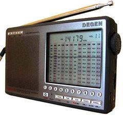 Радиоприемник Degen DE 1103