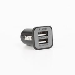 Зарядка от прикуривателя на 2 USB