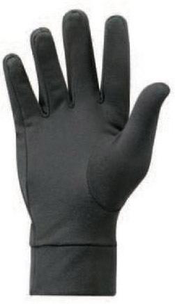Перчатки ASICS Micro Glove унисекс (внутренняя)