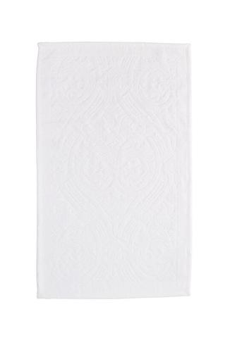 Элитный коврик для ванной Damasco 012 bianco от Roberto Cavalli