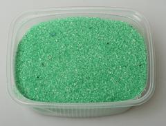 1527 Песок зеленый (400 грамм)