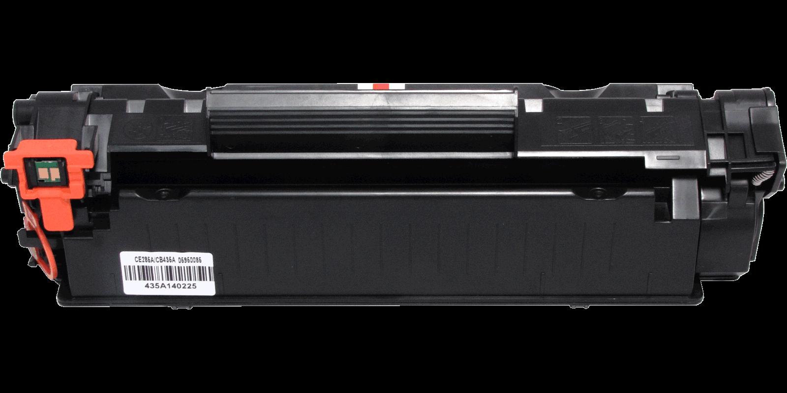 MAK №85A/№35A CE285A/CB435A/(Cartridge 712), черный, увеличенной емкости, до 2000 стр.