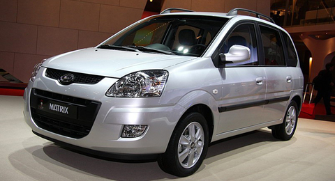 Гарант Консул 17011.R для  HYUNDAI MATRIX /2008-2014/ А P