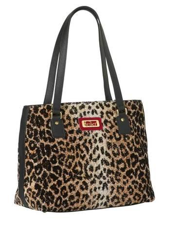 Элитная сумка шенилловая Safari ТА 65 10 schwarz от Feiler