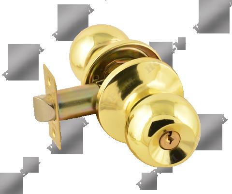 Фурнитура - Ручка Дверная  Nora-M ЗШ-05, цвет золото