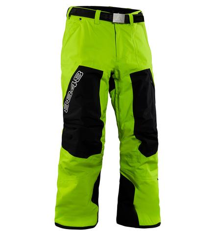 Брюки горнолыжные 8848 Altitude 66 Lime мужские