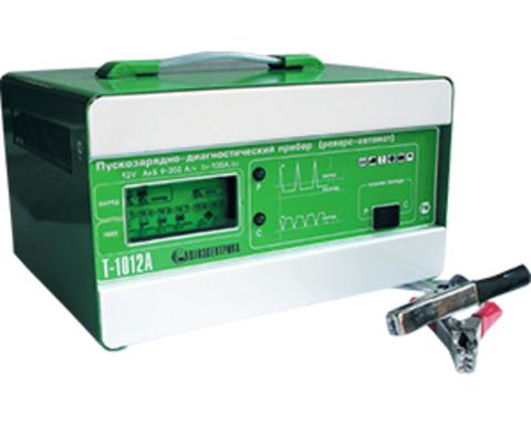 Пуско-зарядное диагностическое устройство Т-1012А (реверс-автомат)