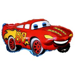 Веселый гонщик (красный), F 32