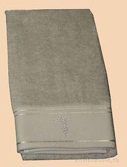 Набор полотенец 2 шт Trussardi Luxor серый