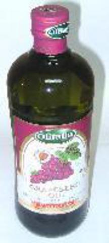 Масло виноградных косточек, 1 л Olitalia Италия