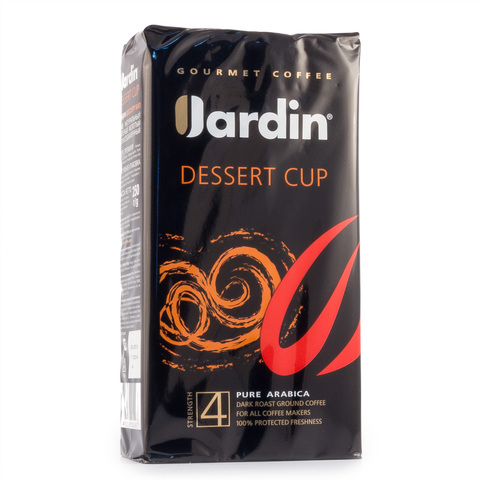 Кофе Jardin Dessert Cup молотый 250г