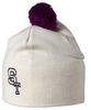 Шапка ST Knitted Ski Hat White