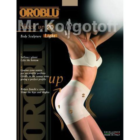 Колготки Oroblu Shock Up Light Body Sculpture 20