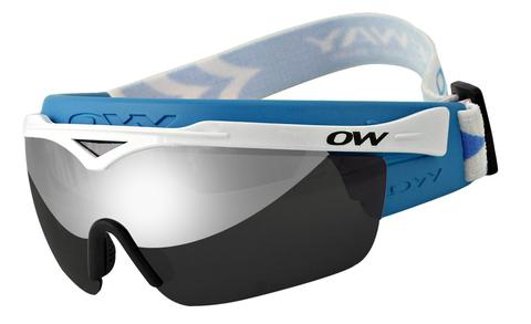 Очки-маска лыжные OneWay XC-Optic Snow Bird II Ocean Blue