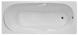 Ванна акриловая BAS Ибица 150х70 комплектация стандарт без гидромассажа