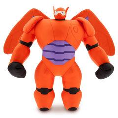 Беймакс в броне мягкая игрушка 42 см Город героев