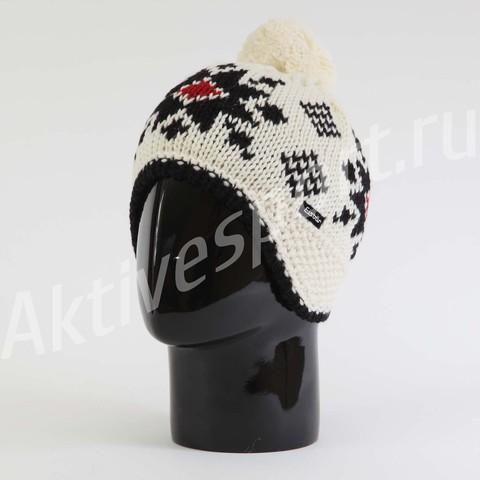 шапка с ушами Eisbar Korda 099