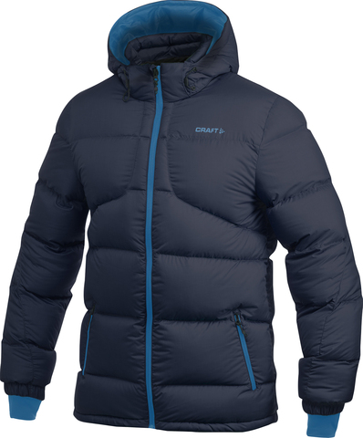 Куртка Craft Casual Down мужская тёмно-синяя