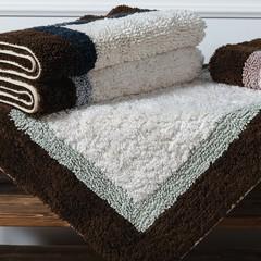 Элитный коврик для ванной Soho светло-розовый от Casual Avenue