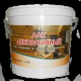 Лак для отделки и защиты древесины Акрилит-102