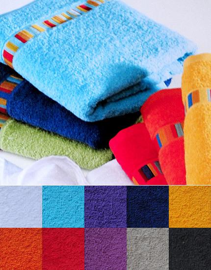 Наборы полотенец Набор полотенец 2 шт Caleffi Yupi синий polotenza-yupi_-ot-caleffi.jpg