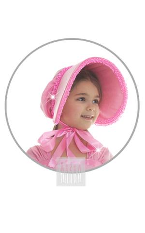 Фото Барышня ( капор ) рисунок Капор для девочки выполнен из синтетической ткани на жесткой основе , подкладка - из хлопка. Капор украшен по краю белым кружевом и расшит сверкающими пайетками.