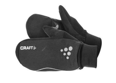 Варежки Craft Touring Black (1903489-2999)