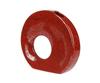 Элитная ваза декоративная Red Passion круглая средняя от Sporvil