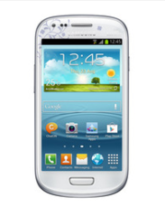 Смартфон Samsung Galaxy S III mini La Fleur 8Gb GT-I8190 White