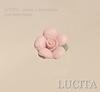 """Бусина фарфоровая ручной работы,""""Розовый цветочек"""" 10х8 мм , 5 штук"""