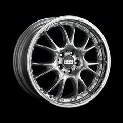 Диск колесный BBS CK II 10x19 5x120 ET20 CB82.0 brilliant titanium
