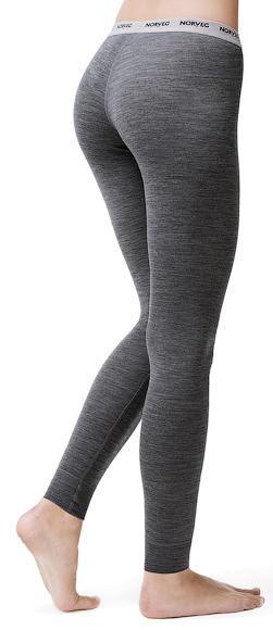 Женские термокальсоны Norveg Soft Leggins (14SW003-014)