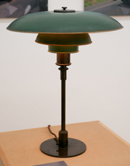 лампа  Paul Hanninsgen table lamp