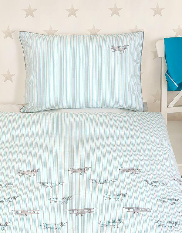 Детское постельное белье в кроватку Luxberry Aviator