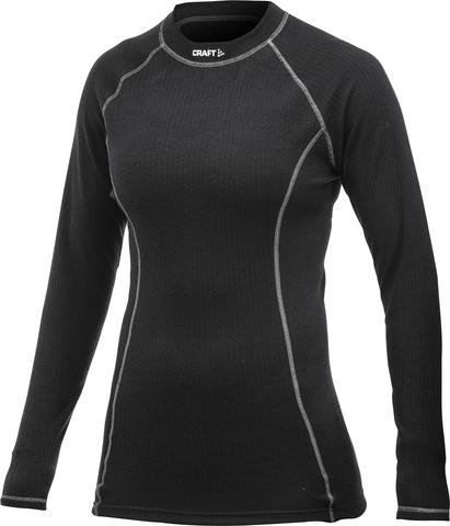 Термобелье Рубашка Craft Active женская black