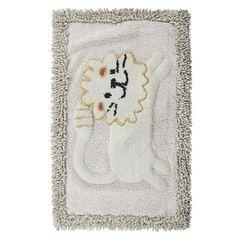 Коврик для ванной 53x86 Creative Bath Animal Crackers